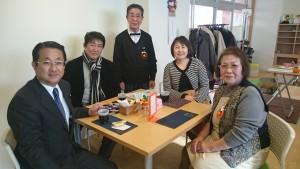 南神大寺団地内にある地域交流サロン「カフェ・みかん」さんにお伺いしました。