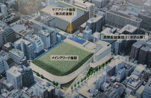 横浜文化体育館再整備事業について