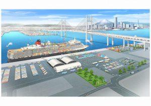 クルーズポート としての横浜港