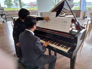 横浜音祭り2019 インククル―ジョンの取組み 「だれでもピアノ」