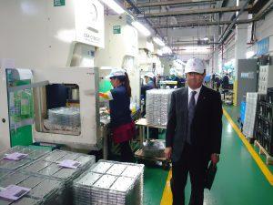 国際・経済・港湾委員会視察  「上海市における国際化の取り組みについて」