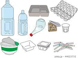 プラスチックごみの削減について