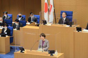 横浜市国際戦略及び国際平和の実現ついて
